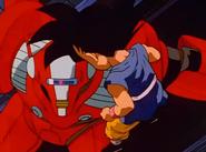 Gt kid goku fights10
