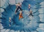 Goku gohan trunks piccolo vegeta ice