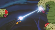 Goku engey blast Mouma