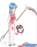 Happy Halloween Keiko by RavenScarlett