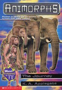 Animorphs 42 the journey front cover high res