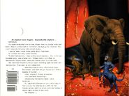 Animorphs 42 journey inside cover and quote