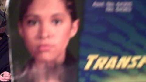 Nadia Nascimento with the Animorphs Transformers