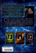 Animorphs 4 the message french 2011 back cover