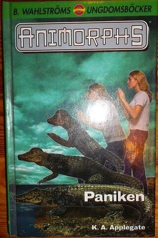 File:Animorphs 12 swedish paniken reaction cover.jpg
