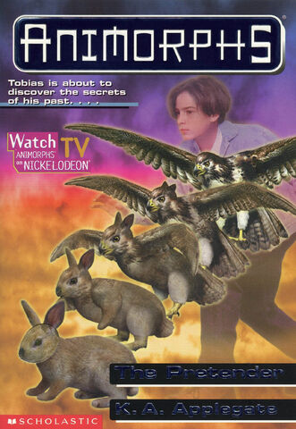File:Animorphs 23 the pretender cover.jpg