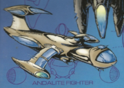 Andalite fighter from journal