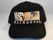 Animorphs baseball cap eyes jake tiger