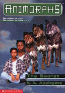 Animorphs 9 the secret front cover high res