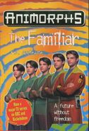 Animorphs 41 the familiar UK cover