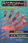 Animorphs 27 the exposed L abisso italian cover
