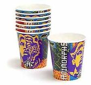 Animorphs party cups
