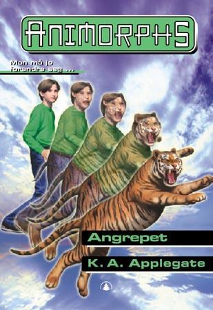 File:Animorphs 26 the attack Angrepet Norwegian cover.jpeg