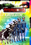 Animorphs 28 experiment La Manipulation french cover
