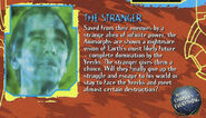 The Stranger TV episode Australian VHS summary