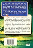 Animorphs 33 the illusion back cover scholastic edition