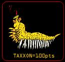 Taxxon from hawk rescue game