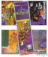 Antioch animorphs plastic book covers