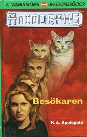 File:Animorphs 2 the visitor Besokaren swedish cover.jpg