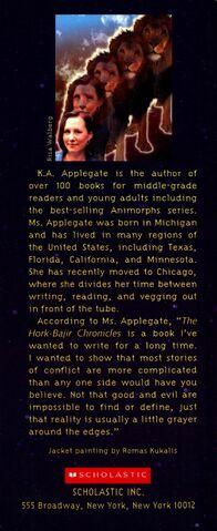 File:K A Applegate bio from Hork Bajir Chronicles.jpg