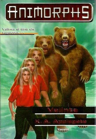 File:Animorphs 7 the stranger Valinta Finnish cover.jpg