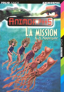 Animorphs 27 the exposed french cover