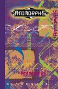Animorphs journal multicolored