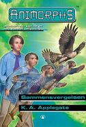 Animorphs 31 the conspiracy Sammensvergelsen Norwegian cover