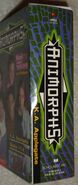 Animorphs boxed set 1 with tv show picture spine