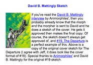 David mattingly book 19 sketch description