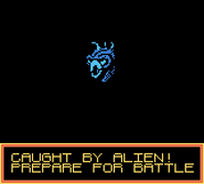Animorphs gameboy color hork bajir caught by alien