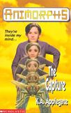 Animorphs 6 the capture UK cover