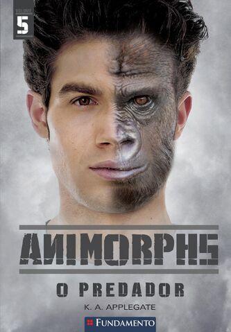 File:Animorphs 5 the predator O Predador Brazilian 2011 cover.jpg
