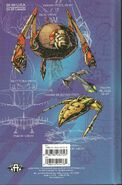 Animorphs ships journal full scan back