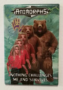 Animorphs magnet rachel book 7 nothing challenges