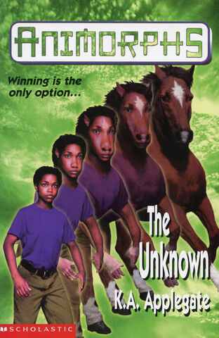 File:Animorphs 14 the unknown UK cover.jpg