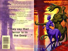 Hork bajir chronicles paperback inside cover