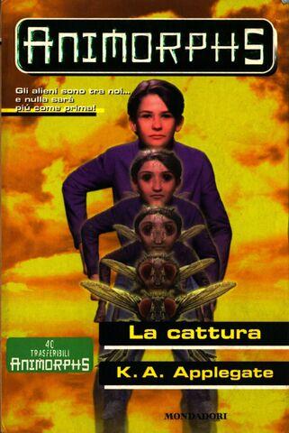 File:Animorphs 6 the capture la cattura italian cover.jpg