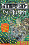 Animorphs 33 the illusion UK cover