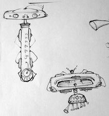 Sketch Robots 600w
