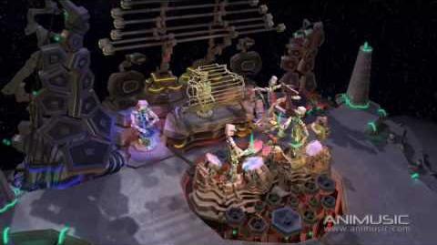 """Starship Groove"" - Animusic"