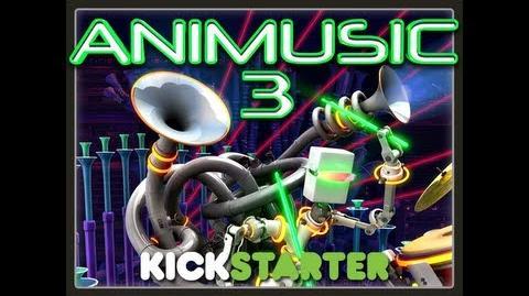 ANIMUSIC 3 - Kickstarter Project-0