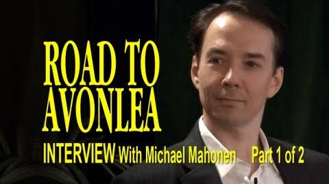 Road to Avonlea Interview - Michael Mahonen as Gus Pike (Part 1)