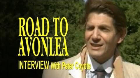 Road to Avonlea Interview - Peter Coyote as Romney Penhallow