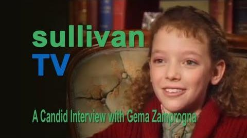 Road to Avonlea Interview - Gema Zamprogna as Felicity King