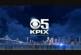 KPIX-TV's KPIX 5 News Nighttime-Version Video Open From Late January 2014