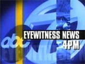 KABC-TV's ABC 7 Eyewitness News At 4 Video Open From 2003