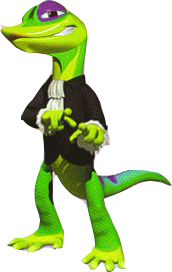Gex undercover