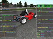 X Motor Racing Telemetry