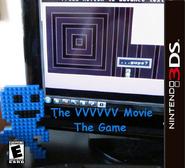VVVVVV Movie Game Boxart (3DS)